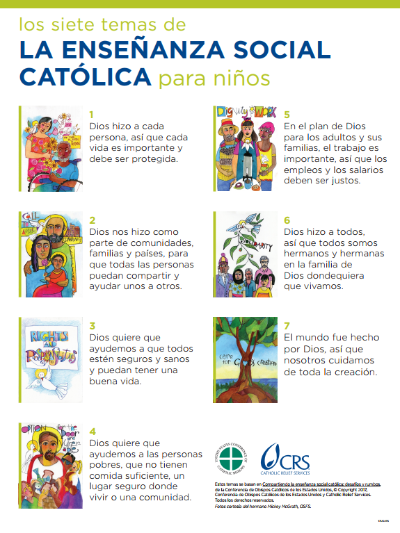 Catholic Social Teaching 101 Video Series   CRS