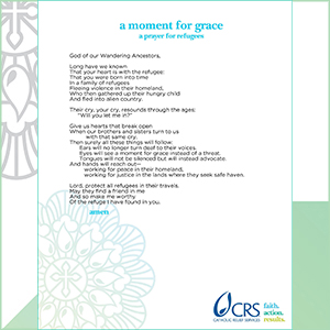 A Moment for Grace