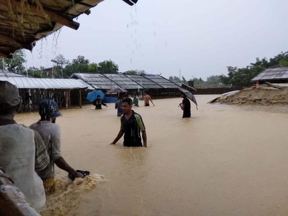 Bangladesh Caritas Flooding Response August 2021