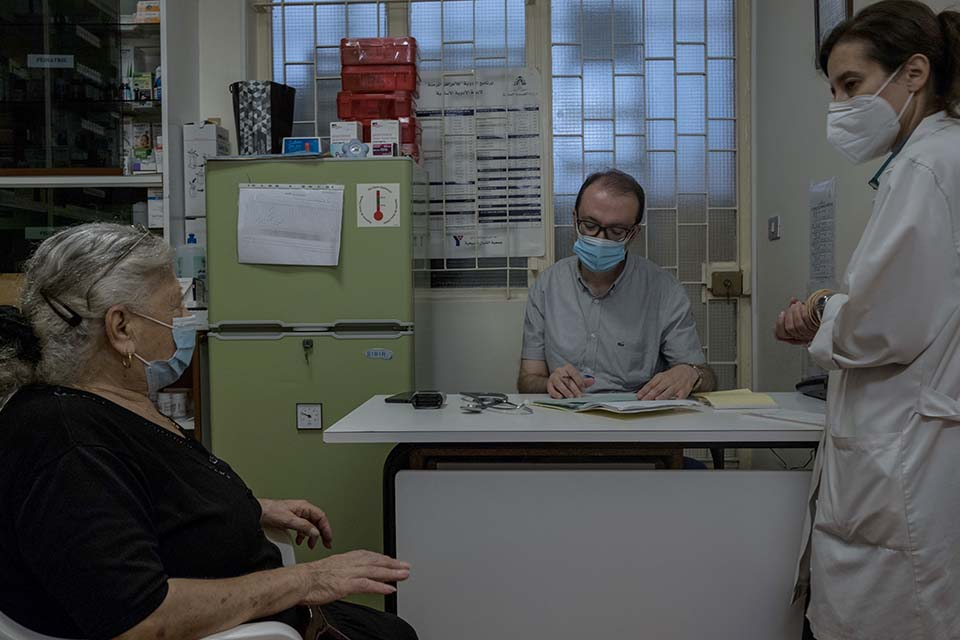 Beirut clinic