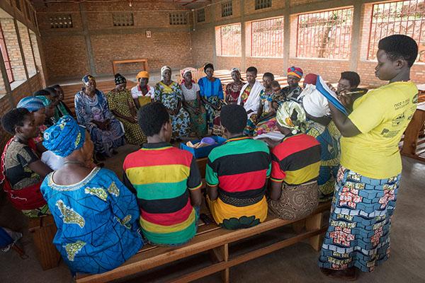 Burundi savings group