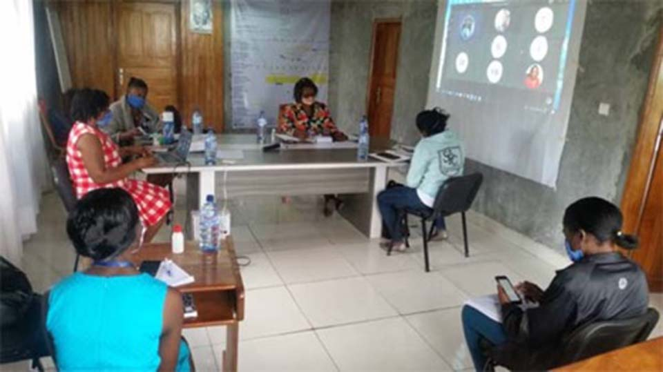 preventing coronavirus in Cameroon