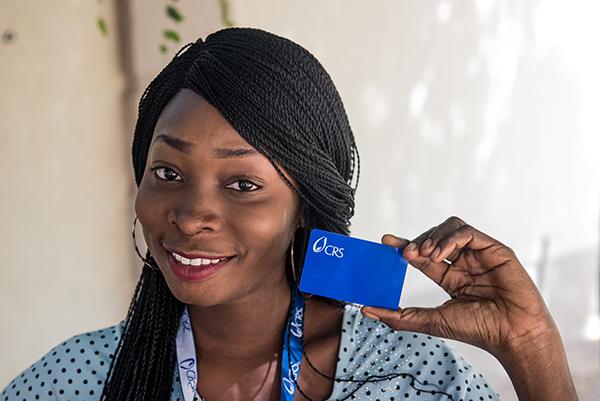 cash transfer card