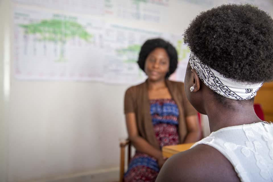 counseling in Zimbabwe
