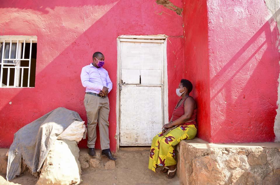 covid in Rwanda