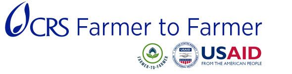 CRS Farmer-to-Famer Logo