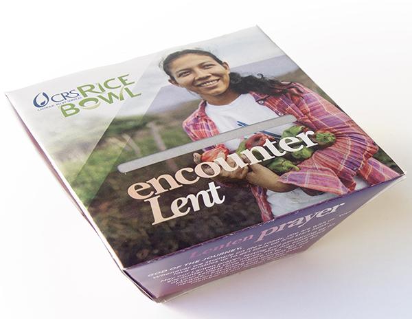 crs rice bowl encounter lent