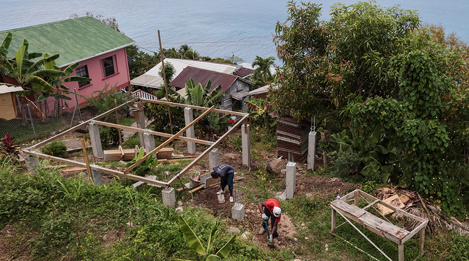 disaster risk reduction construction