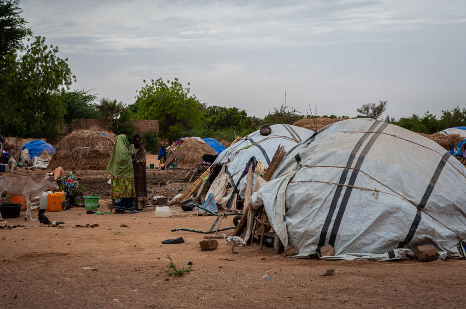 displaced persons in Mali