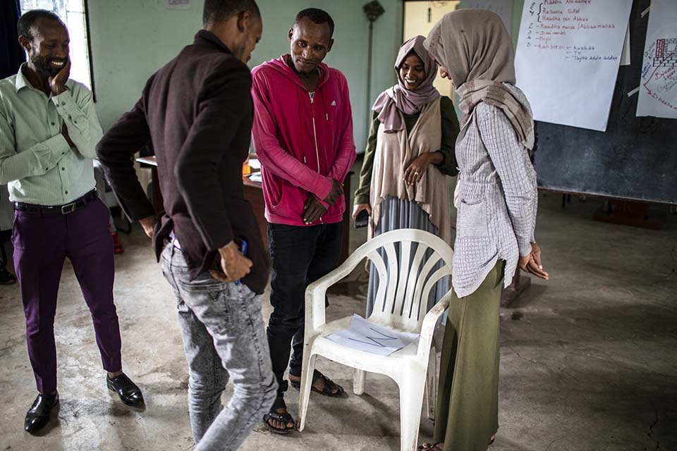 Ethiopia faithful house training