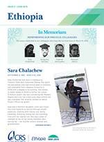 Ethiopia May Newsletter
