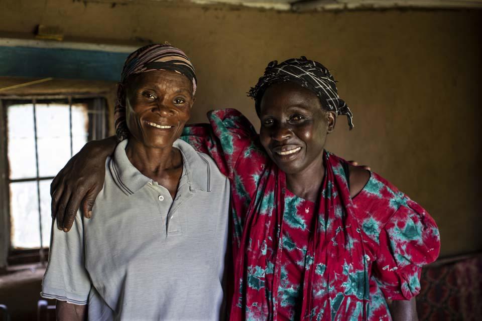 friends in Kenya