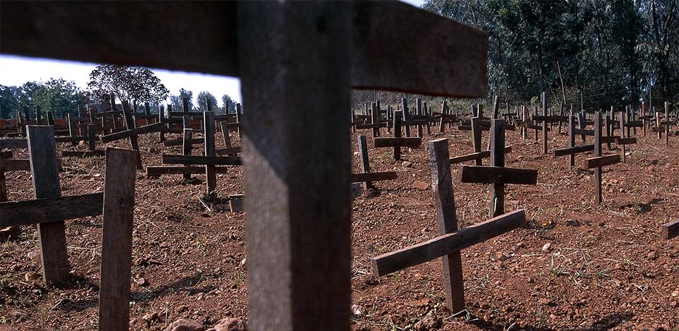 genocide memorial in Rwanda