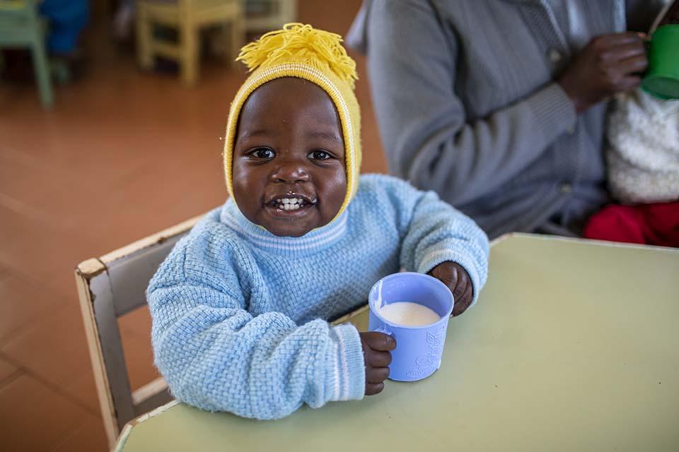 got milk in Kenya