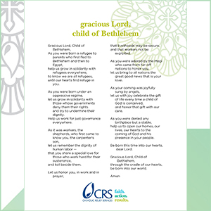 Gracious Lord, Child of Bethlehem