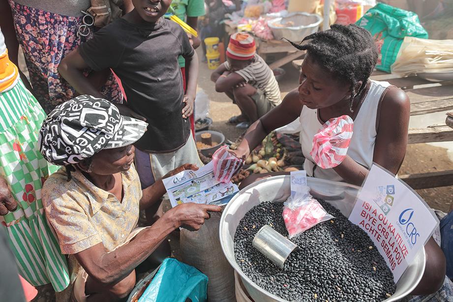 vouchers help Haitians recover from hurricane matthew