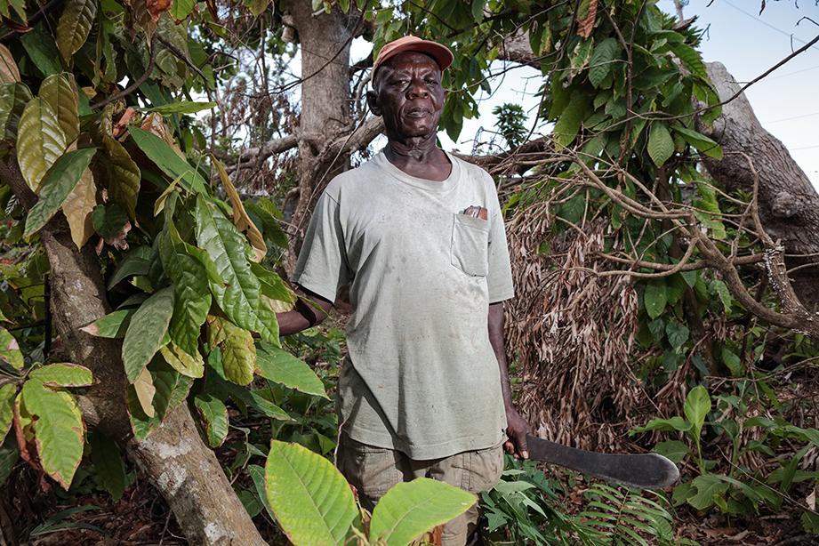Haiti hurricane matthew survivor