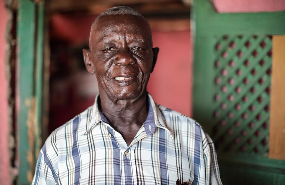 Haiti cacao farmer survives hurricane matthew
