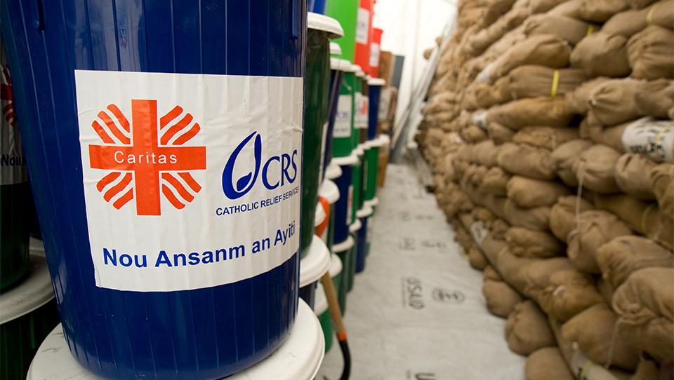 Haiti quake relief supplies
