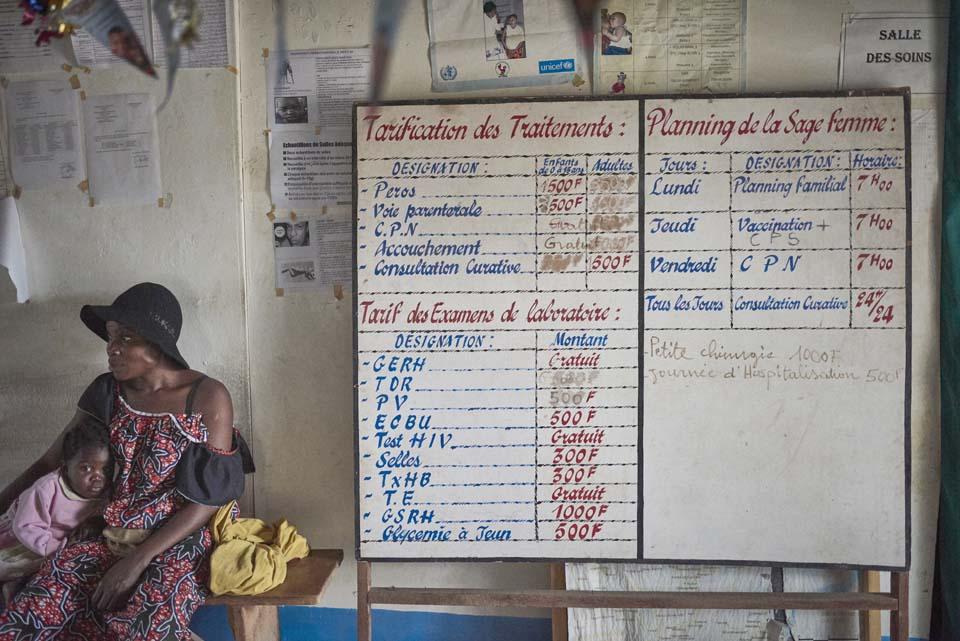 health center in Republic of the Congo