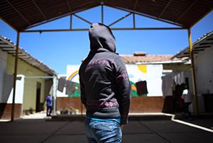 human trafficking in Peru