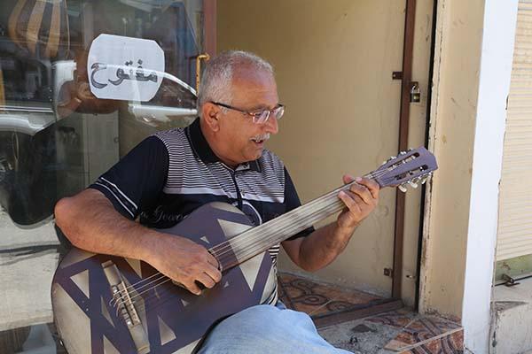 Iraq guitarist