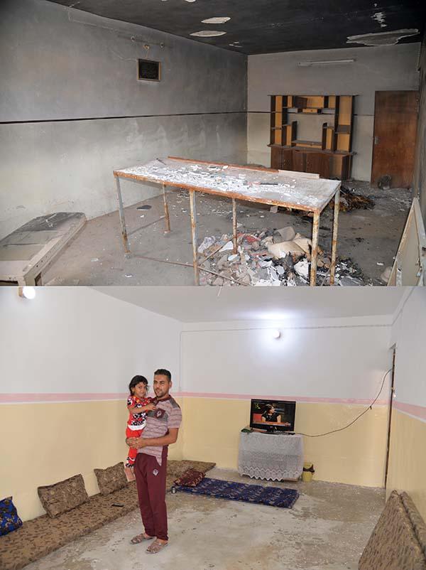 Iraq home