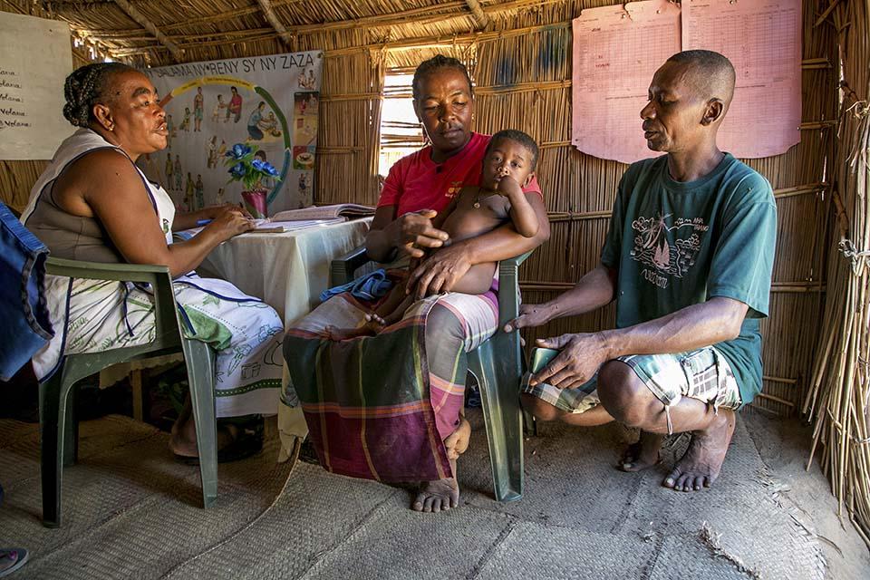 Madagascar family