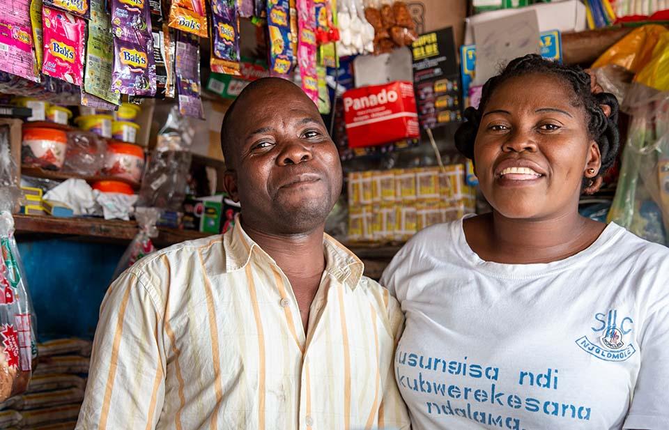 Malawi couple
