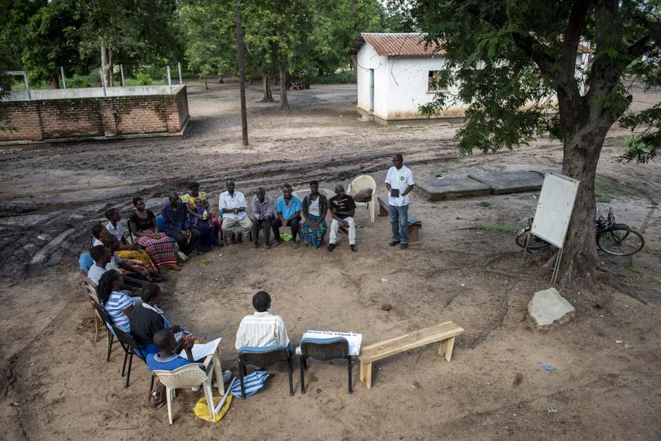 Malawi farmers meet