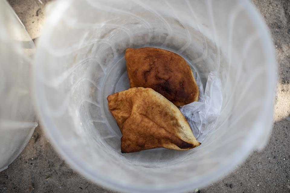mandazi is a popular pastry in Kenya