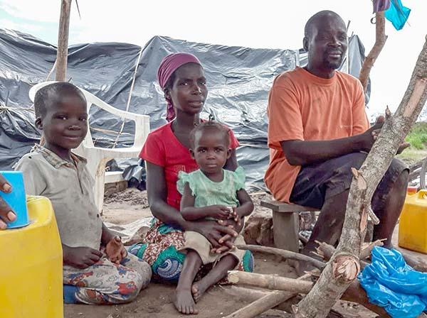 Mozambique family
