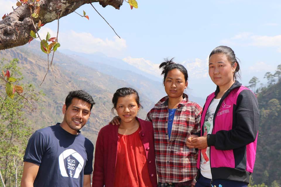 Nepal masons