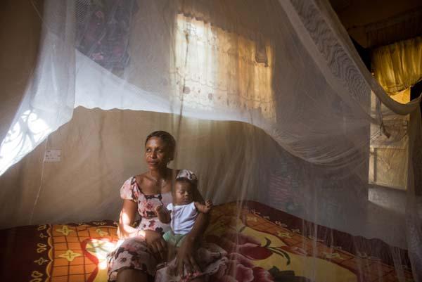 Nigeria bed net