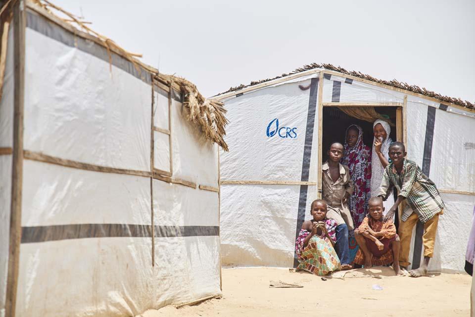 Nigeria shelter