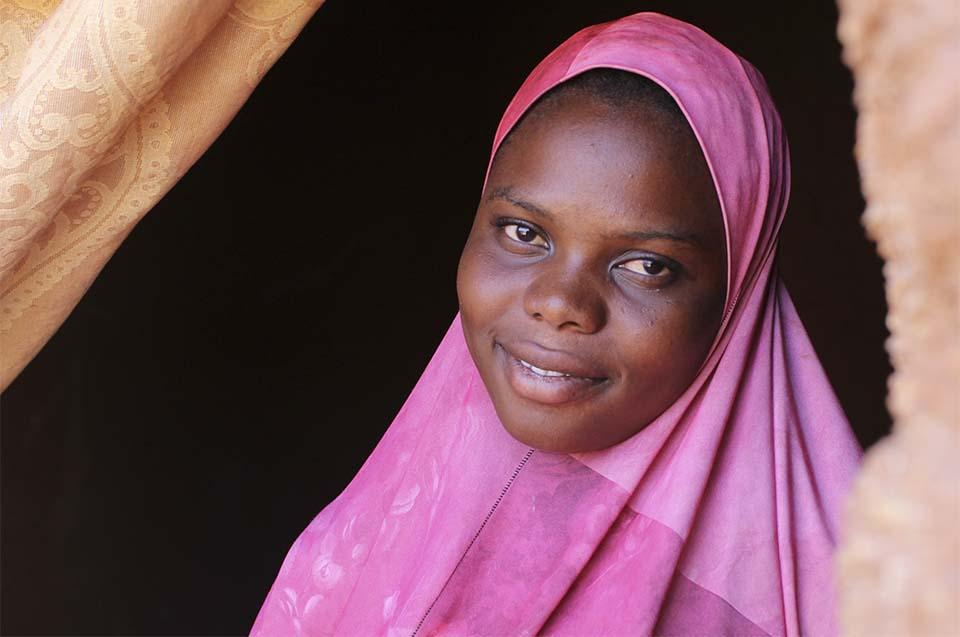 Nigerian woman