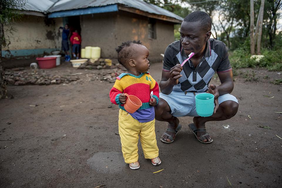 parenting duties in Kenya