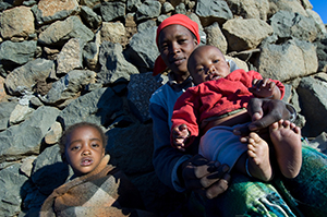 parenting in Lesotho
