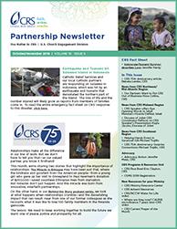 Partnership Update Volume 16 Issue 5