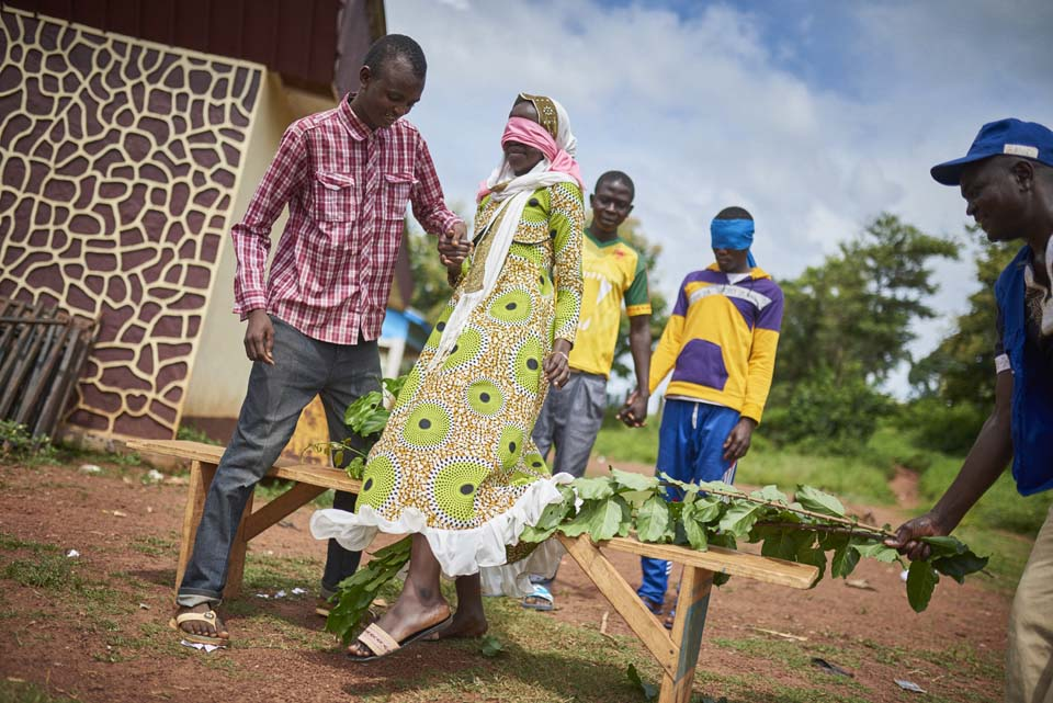 peacebuilding exercise in Central African Republic