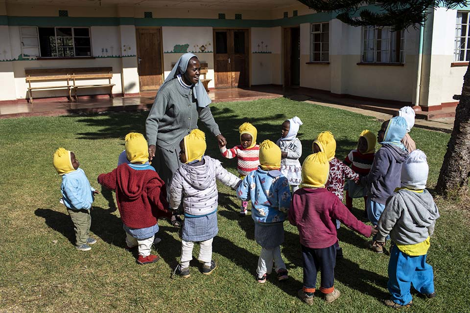 play time in Kenya