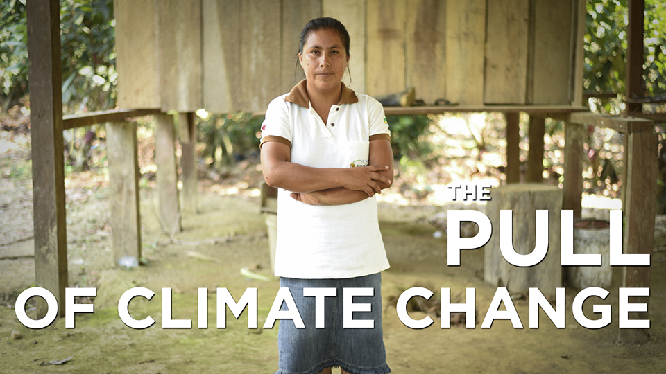 Climate Change: The Pull of Peru's Gold Rush