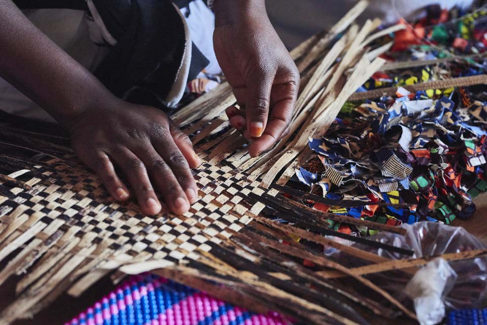 Rwanda weaver