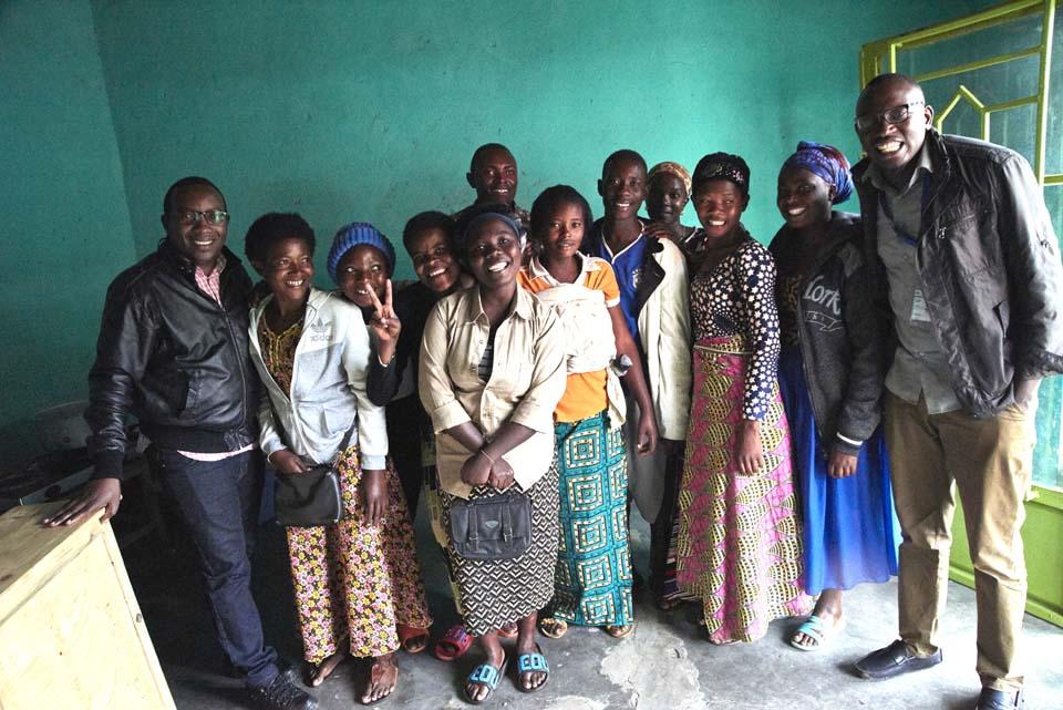 Rwanda youth employment