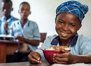 Sierra Leone student