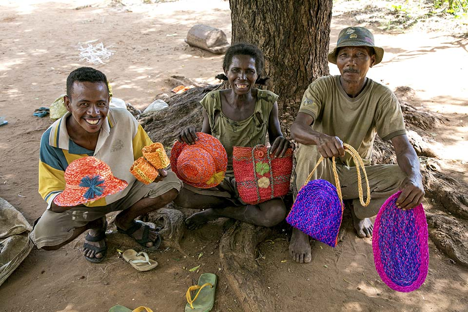 sisal products in Madagascar