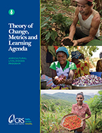 CRS Agriculture and Livelihoods Theory of Change document
