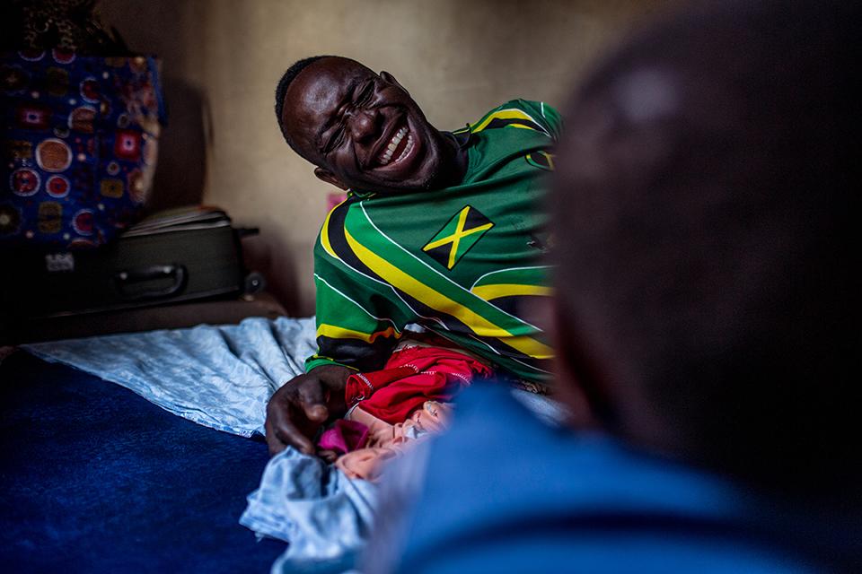 THRIVE father in Tanzania