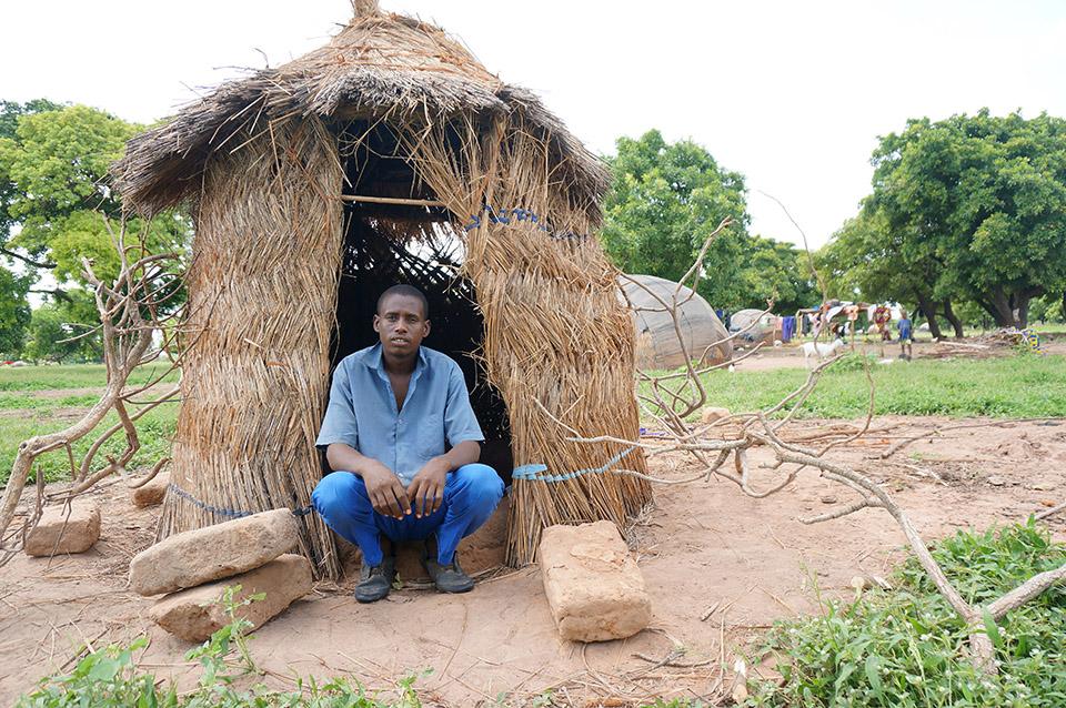 latrine example