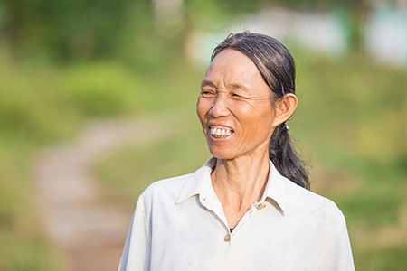 Phuoc is now more confident her household is prepared for severe storms.